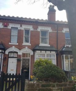 Two Bedroom terraced house