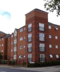 Terret Close, Walsall, WS1