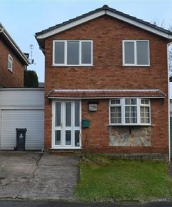 Martingale Close, Walsall, WS5