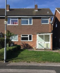 The Pines, Walsall, WS1