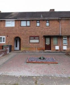 Stanley Road, Walsall, WS4