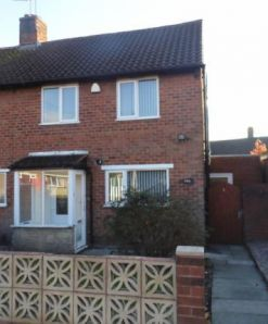 Cheshire Road, Walsall, WS2