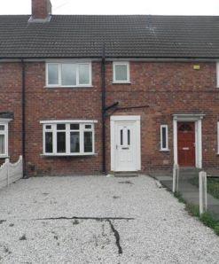 Three bedroom mid terrace property